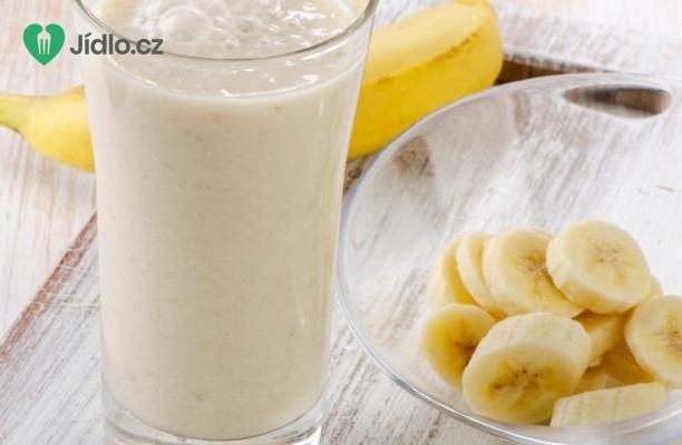 Banánové mléko s medem