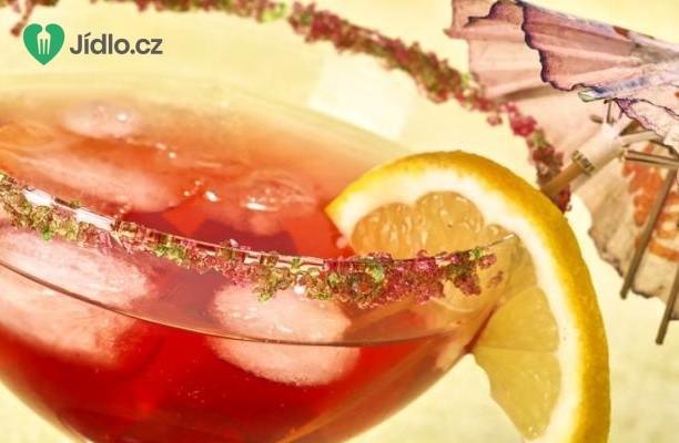 Campari koktejl