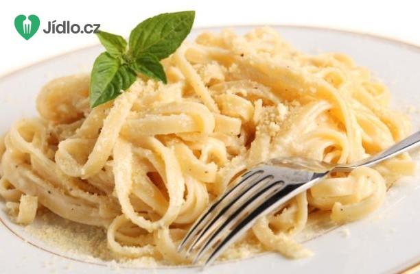 Italské těstoviny  Alfredo