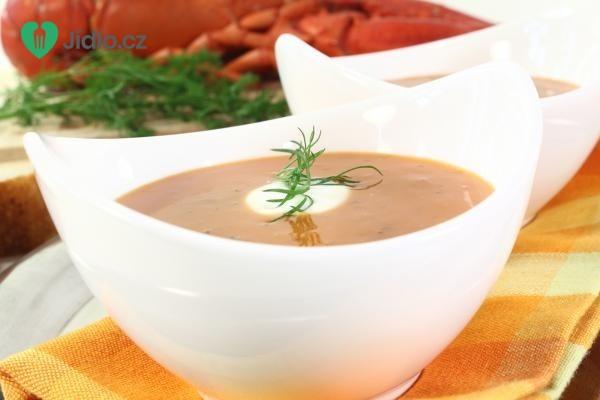 Krémová polévka z kapra