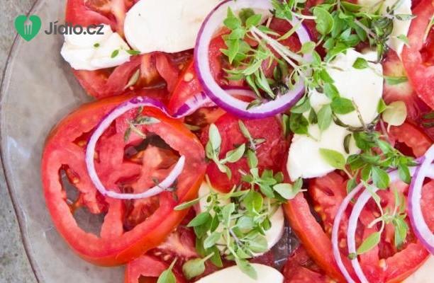 Kreolský rajčatový salát