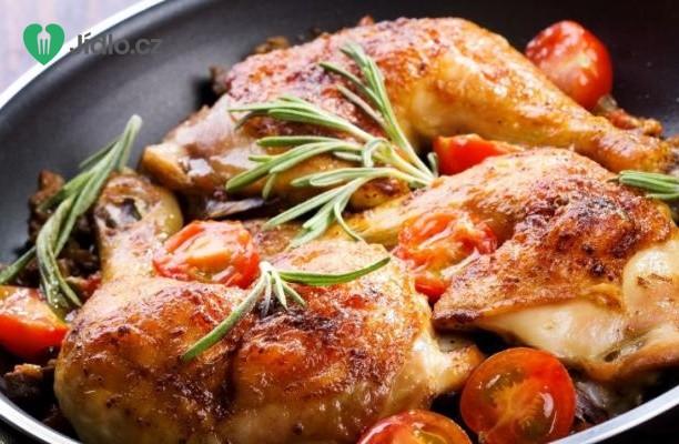 Smažené kuře po Americku