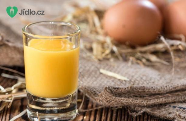 Vaječňák - vánoční vaječný likér