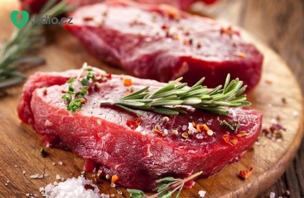Druhy hovězího masa