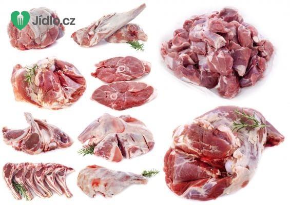 Druhy skopového a jehněčího masa