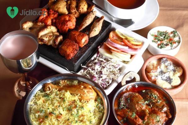 Indická kuchyně je prostě jedinečná