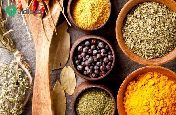 Koření a jeho použití v kuchyni