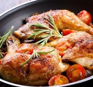 10 tipů na jídla s kuřecím masem