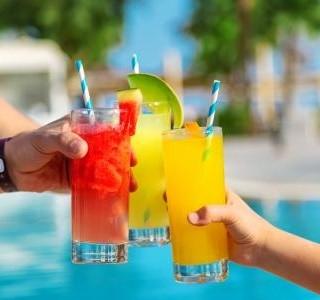 3 osvěžující drinky pro horké letní dny