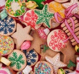 5 rad, jak přes Vánoce nepřibrat