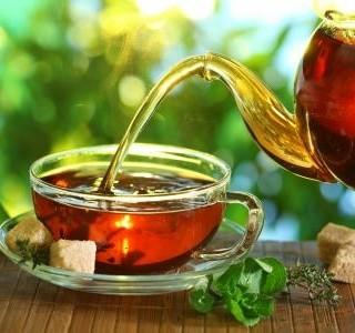 Čaje na snížení vysokého krevního tlaku