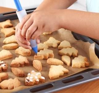 Babiččiny máslové sušenky