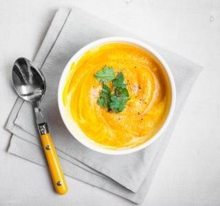 Dýňová krémová polévka