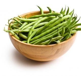 Fazolový salát s bramborami