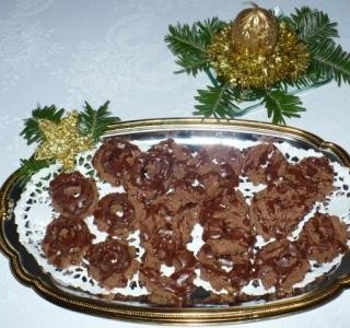 Kakaové věnečky