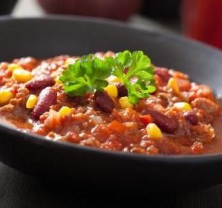 Klasické Chili Con Carne