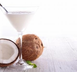 Kokosová tříšť