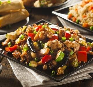 Kuře na čínský způsob