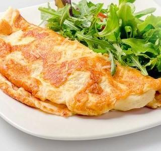 Mandlová omeleta