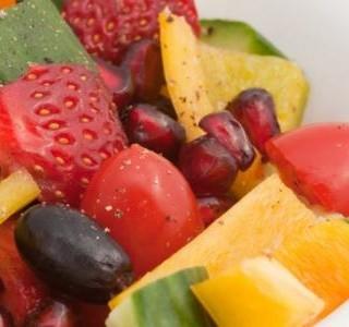 Ovocno zeleninový sálat