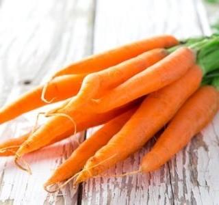 Pikantní marocký mrkvový salát