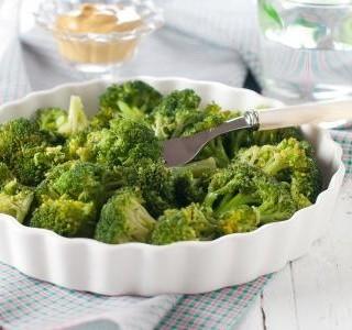 Pikantní brokolice