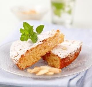 Svěží lehký koláč