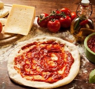 Těsto na pizzu