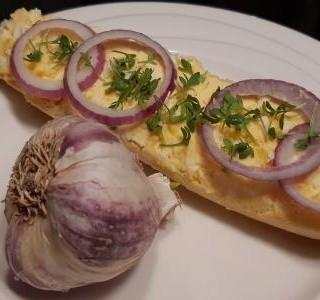 Vajíčková pomazánka trochu jinak