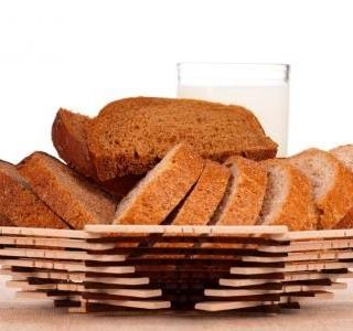 Výborný kmínový chléb