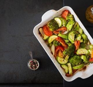 Zapečená zelenina