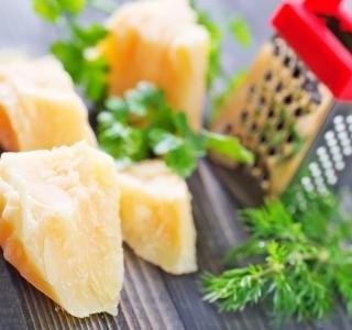 Parmezánové chuťovky
