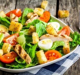 Jak na salát?