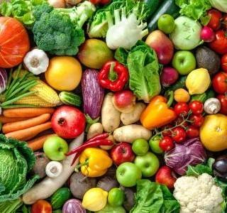 Jak uskladnit ovoce a zeleninu