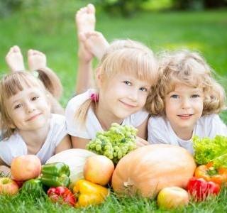 Jídlem k posílení imunity dětí