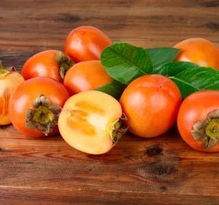 Kaki neboli Diovo ovoce
