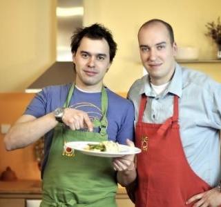 Kluci v akci připravili luxusní víkendové snídaně. Inspiraci čerpali v Evropě