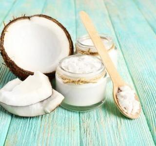 Kokosový olej pro vaše zdraví