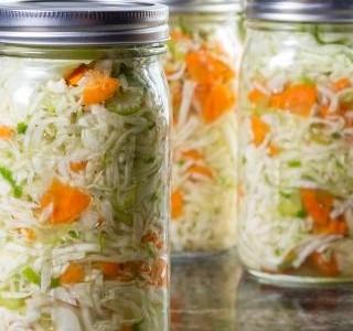 Kvašená zelenina pro zdraví a lepší imunitu