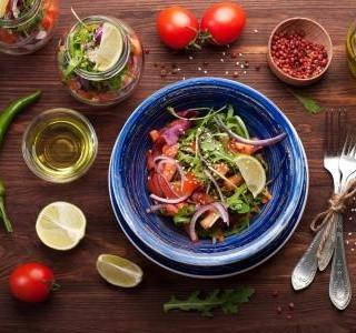 Kyselinotvorné a zásadité potraviny