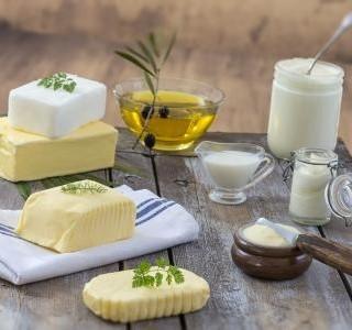 Máslo a tuky, nejrozšířenější druhy a způsoby použití při přípravě jídel