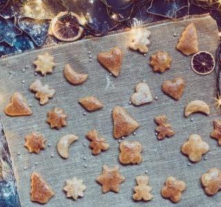 Nahlédněte s námi do historie vánočního cukroví…