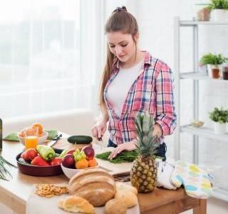 Netradiční fitness zdravé obědy
