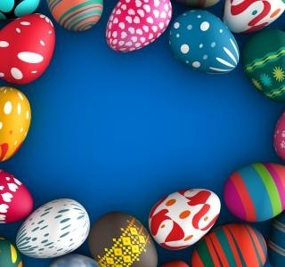 Netradiční Velikonoce v karanténě...