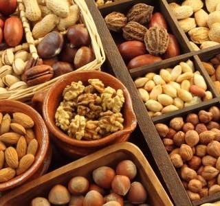 Ořechy, oříšky,  mandle – zdroj zdraví a dobré nálady