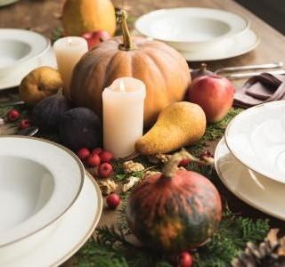 Podzim v našem jídelníčku