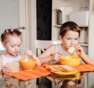 Polévky pro děti