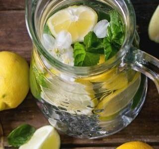 Připravte si osvěžující domácí limonádu