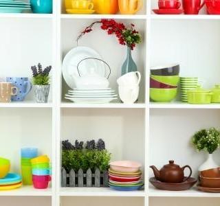 Pusťte barvy do kuchyně! 6 tipů jak si s barvami v kuchyni vyhrát