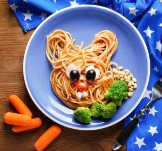 Rychlá večeře pro děti